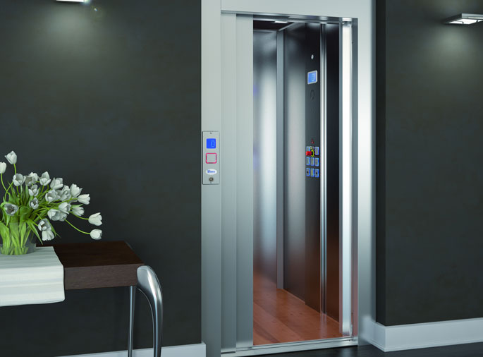 The all new ECO700 Platform Lift