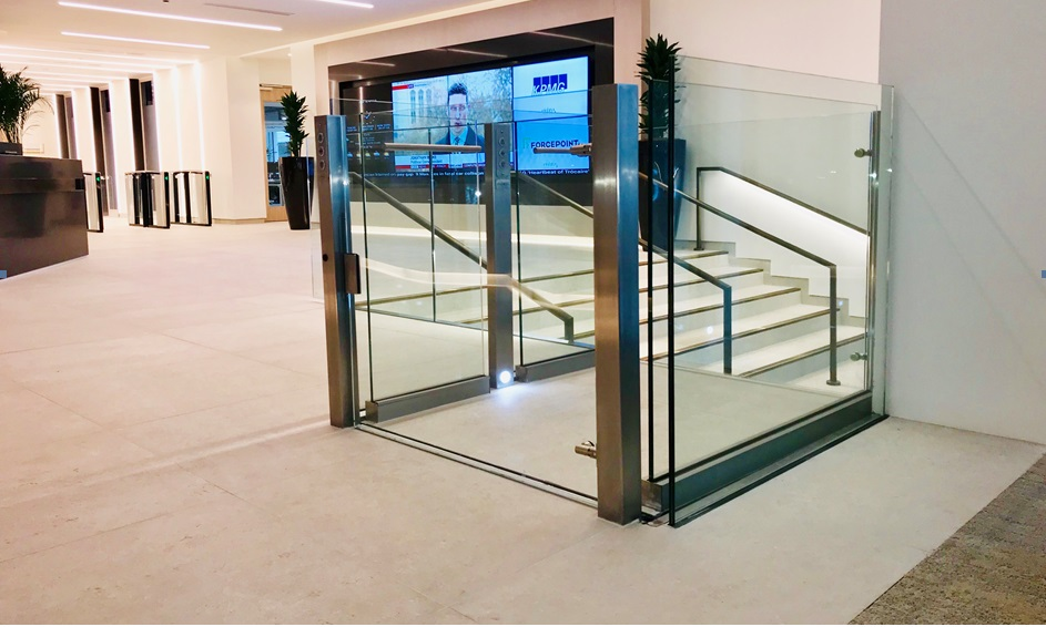 Bespoke Office Lift